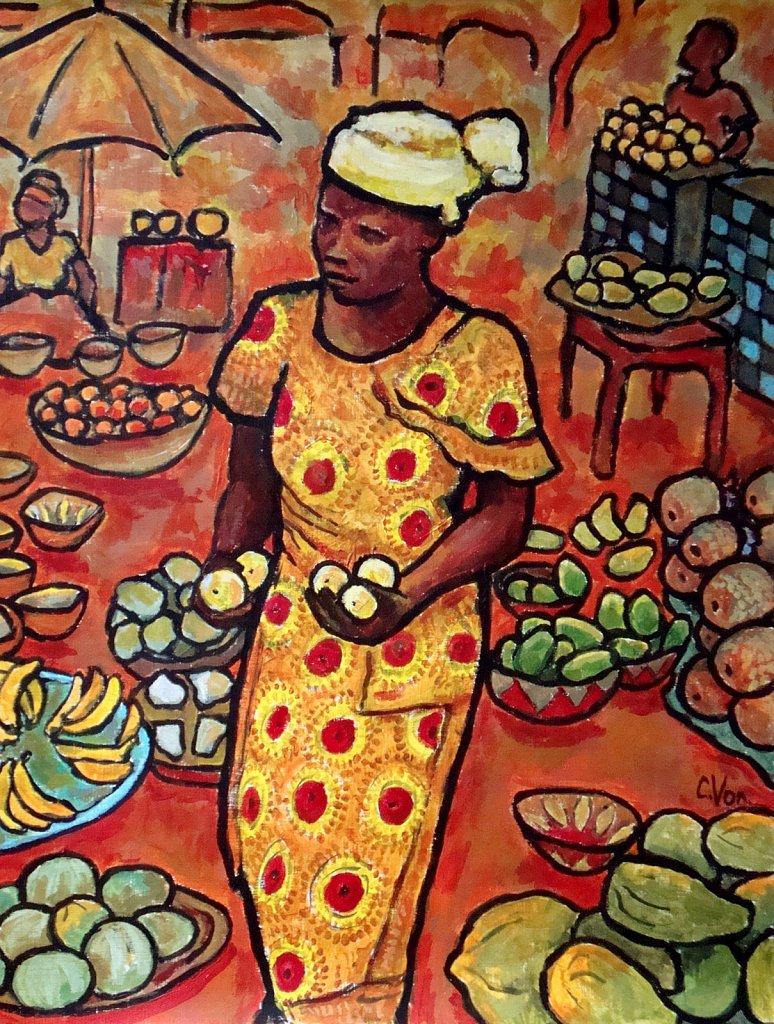 marché africain 2010
