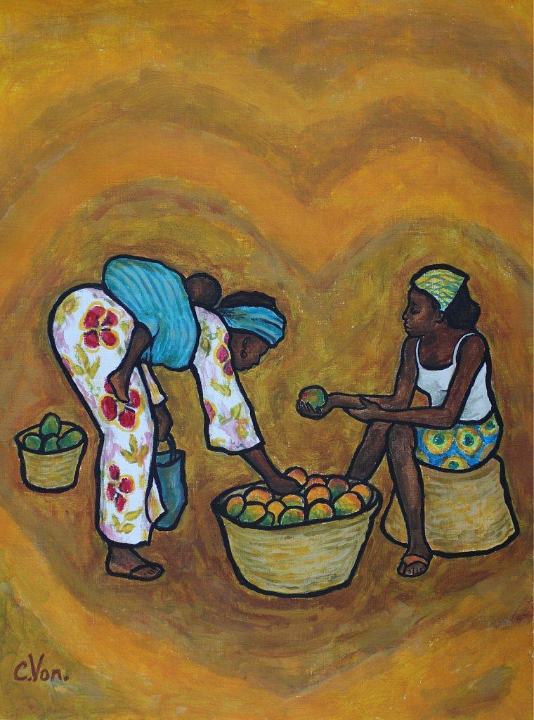 marché africain 2017