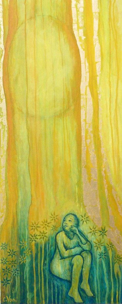 Marie-Madeleine au tombeau